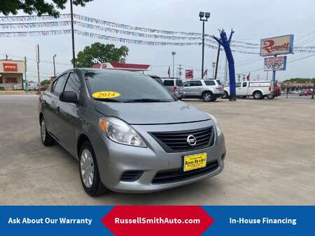 2014 Nissan Versa 1.6 S Plus for Sale  - NI14A598  - Russell Smith Auto