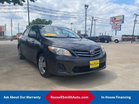 2013 Toyota Corolla LE 4-Speed AT for Sale  - TO13R860  - Russell Smith Auto