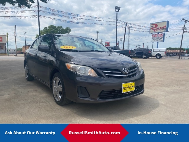 2013 Toyota Corolla LE 4-Speed AT  - TO13R860  - Russell Smith Auto