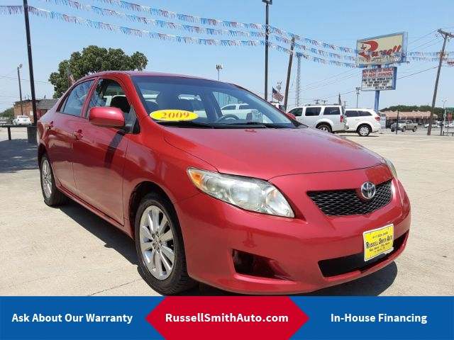 2009 Toyota Corolla LE 4-Speed AT  - TO09R509  - Russell Smith Auto