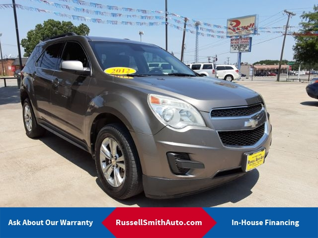 2012 Chevrolet Equinox 1LT 2WD  - CH12A185  - Russell Smith Auto