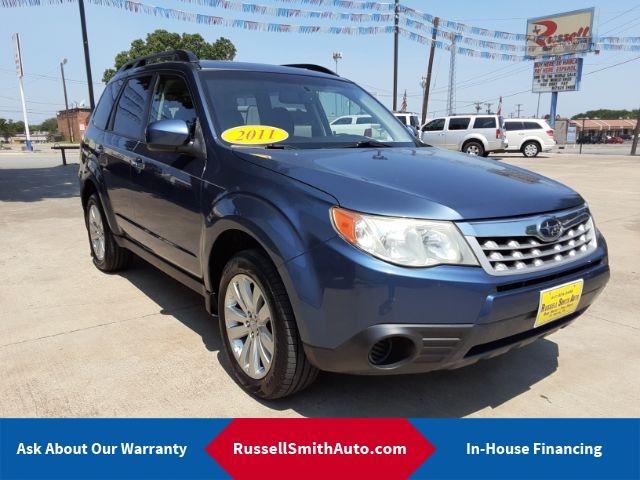 2011 Subaru Forester 2.5X Premium  - SU11A127  - Russell Smith Auto