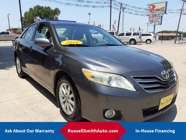 2010 Toyota Camry LE 6-Spd AT  - TO10RRR6  - Russell Smith Auto