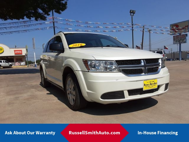 2016 Dodge Journey SE  - DO16A141  - Russell Smith Auto