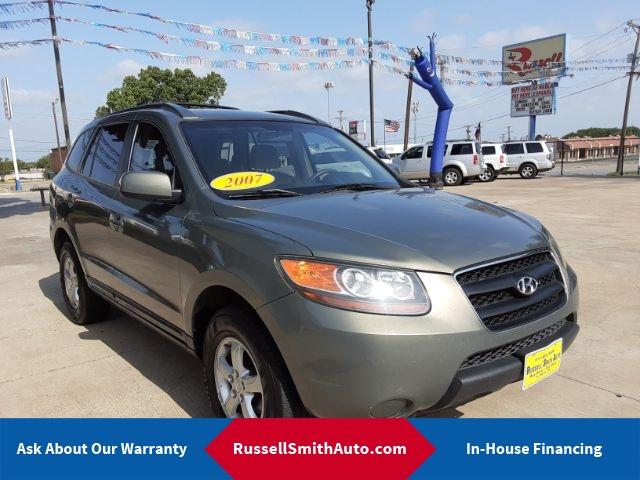 2007 Hyundai Santa Fe  - Russell Smith Auto