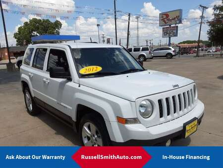 2012 Jeep Patriot Latitude 2WD for Sale  - JE12A597  - Russell Smith Auto