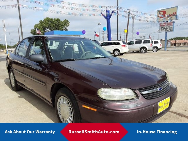 2000 Chevrolet Malibu Base  - CH00A892  - Russell Smith Auto