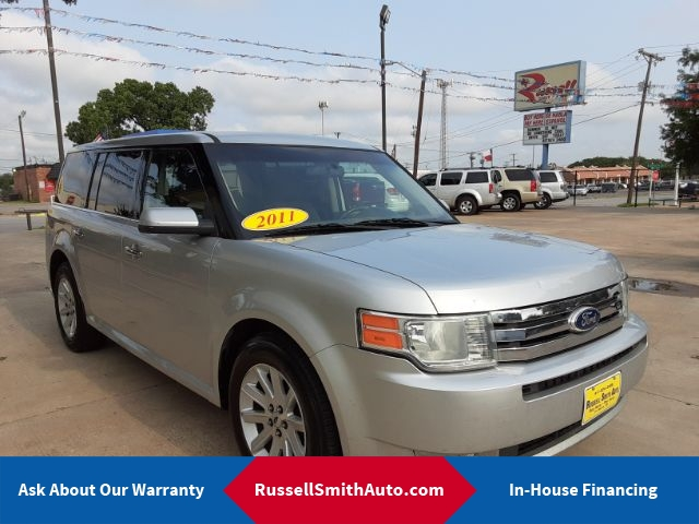 2011 Ford Flex SEL FWD  - FO11RR81  - Russell Smith Auto