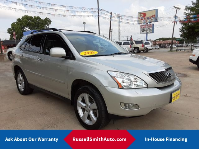 2008 Lexus RX 350 FWD  - LE08A433  - Russell Smith Auto