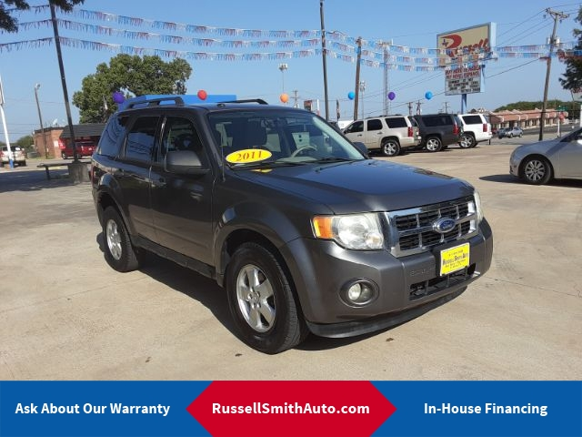 2011 Ford Escape XLT FWD  - FO11A554  - Russell Smith Auto