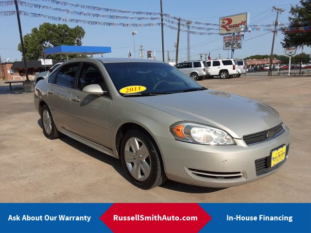 2011 Chevrolet Impala LS  - CH11A693  - Russell Smith Auto