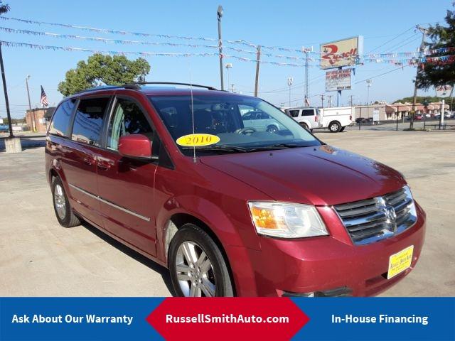 2010 Dodge Grand Caravan  - Russell Smith Auto