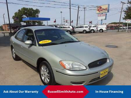 2007 Ford Taurus SEL for Sale  - FO07R675  - Russell Smith Auto