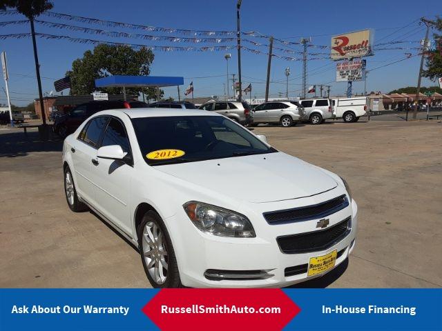 2012 Chevrolet Malibu 2LT  - CH12A230  - Russell Smith Auto