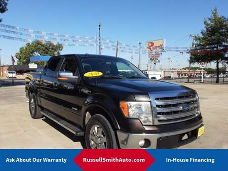 2013 Ford F-150 XL SuperCrew 6.5-ft. Bed 4WD for Sale  - FO13A518  - Russell Smith Auto