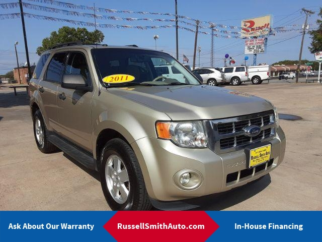 2011 Ford Escape  - Russell Smith Auto