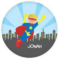 Superhero Plates