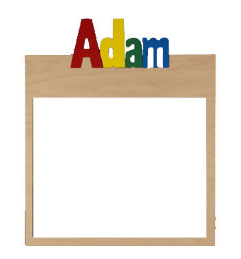 Puzzle Name Dry Erase Boards
