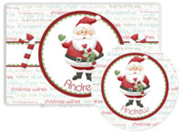 Holiday Placemats with Plate/Bowl