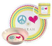 Peace  Dish Sets