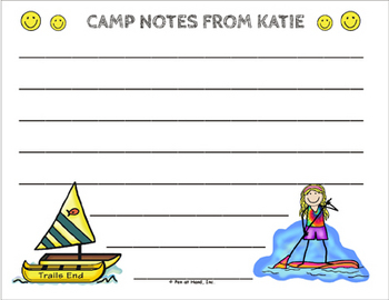 Camp Postcards