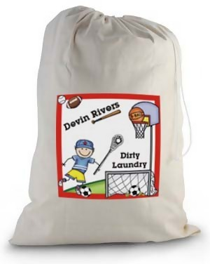 Camp Laundry Bags