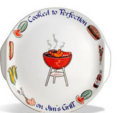 Barbecue Platters & Sauce Pots