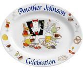 Wedding, Anniversary & Celebration Plates
