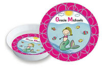 Mermaid & Sea Creature  Dish Sets