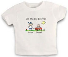Big Brother & Sister T-shirts