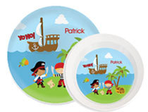 Pirate Dish Sets
