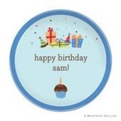 Birthday Melamine Plates & Bowls