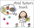 Snack Bag Personalized Sticker