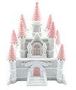 Pink Princess Castle Bank