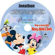 Kids Personalized Music CDs | Personalized Children's Music CDs at