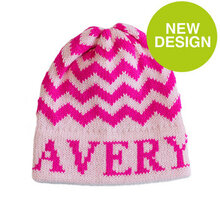 7aa9ae7db0 Chevron Stripes Personalized Child s Hat (Choice of colors   sizes )