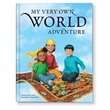 My Very Own World Personalized Book