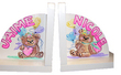 Sweet Teddy Bear Personalized Bookends