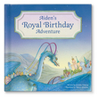 My Royal Birthday Adventure Personalized Book for Boys