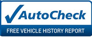 Auto Check - Free History Report
