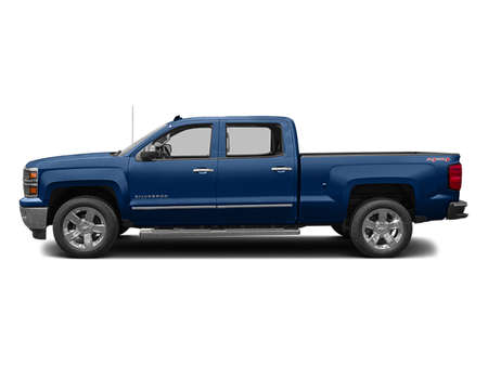 2014 Chevrolet Silverado 1500 4WD Crew Cab LT  for Sale   - 42221B  - Haggerty Auto Group