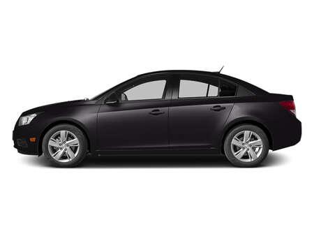 2014 Chevrolet Cruze 4D Sedan  for Sale   - 16896  - C & S Car Company