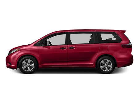 2015 Toyota Sienna 5D Wagon 8 Pass  for Sale   - SB8446C  - C & S Car Company