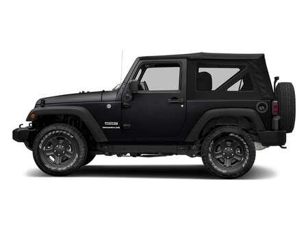 2018 Jeep Wrangler Sport for Sale  - DC-R0006  - Desmeules Chrysler