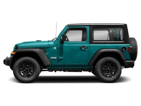 2020 Jeep Wrangler Sport S for Sale  - BC-235386  - Desmeules Chrysler