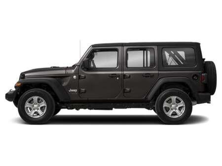 2020 Jeep Wrangler Unlimited Sahara for Sale  - BC-20402  - Desmeules Chrysler