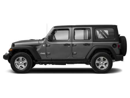 2020 Jeep Wrangler Unlimited Rubicon for Sale  - BC-309705  - Desmeules Chrysler