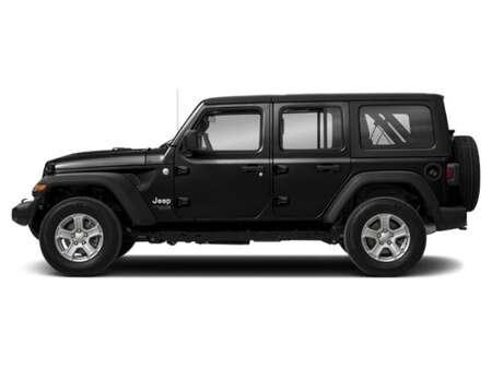 2020 Jeep Wrangler Sahara for Sale  - BC-20368  - Blainville Chrysler