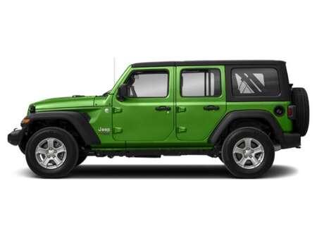 2020 Jeep Wrangler Sahara for Sale  - BC-20418  - Blainville Chrysler