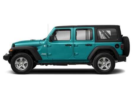 2020 Jeep Wrangler Unlimited Sahara for Sale  - BC-288507  - Blainville Chrysler